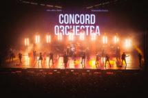 CONCORD ORCHESTRA шоу Симфонические рок хиты